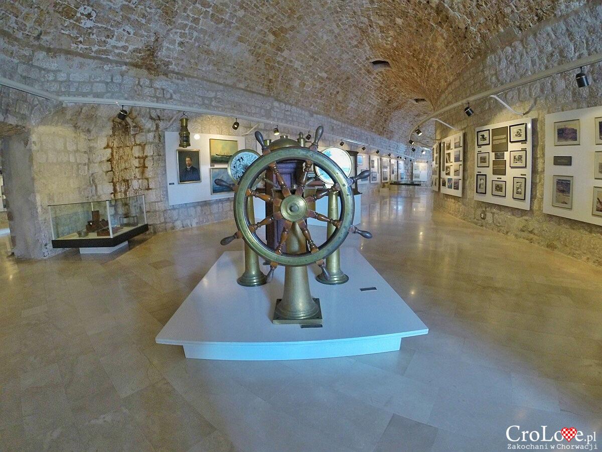 Muzeum morskie w Dubrowniku