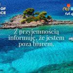 Chorwacja inspiruje – Jak napisać unikalny autoresponder na czas urlopu
