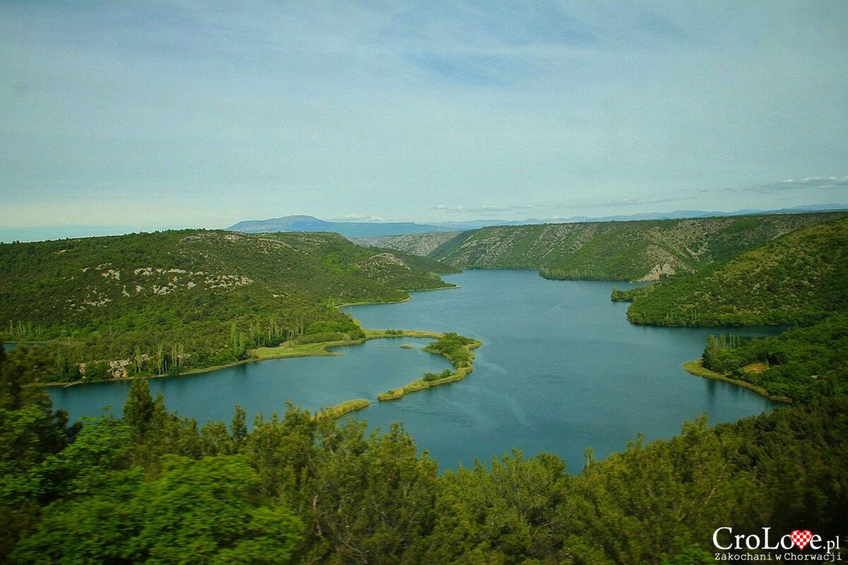 Rzeka Krka - Park Narodowy Krka