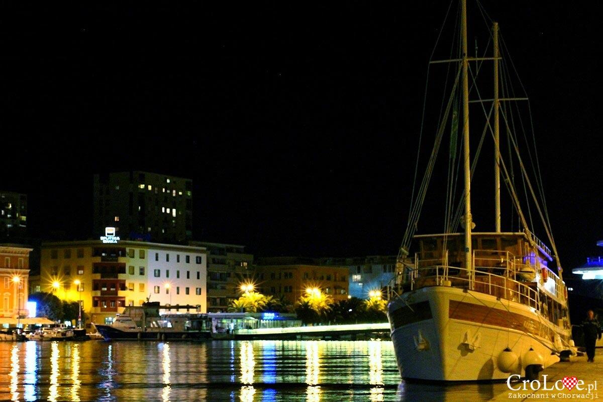 Przystań w Zadarze
