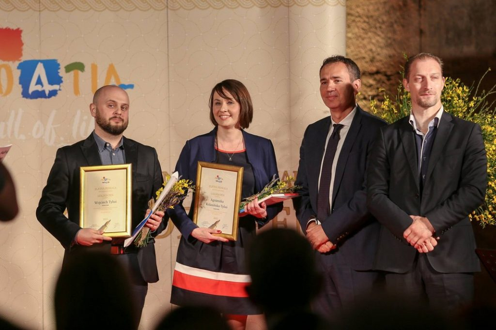 Golden Pen Award