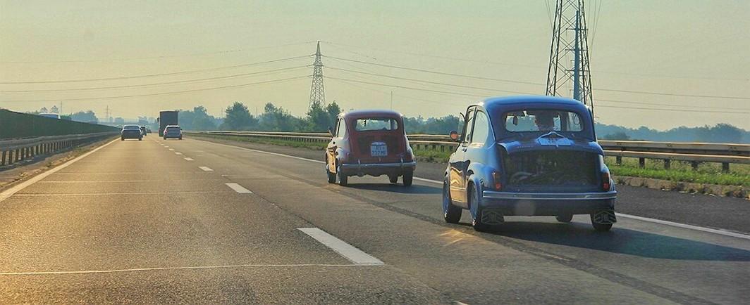 Podróż pozyczonym autem do Chorwacji