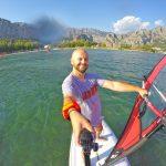 Windsurfing w Chorwacji pod okiem Tramontany. Połknęliśmy bakcyla!