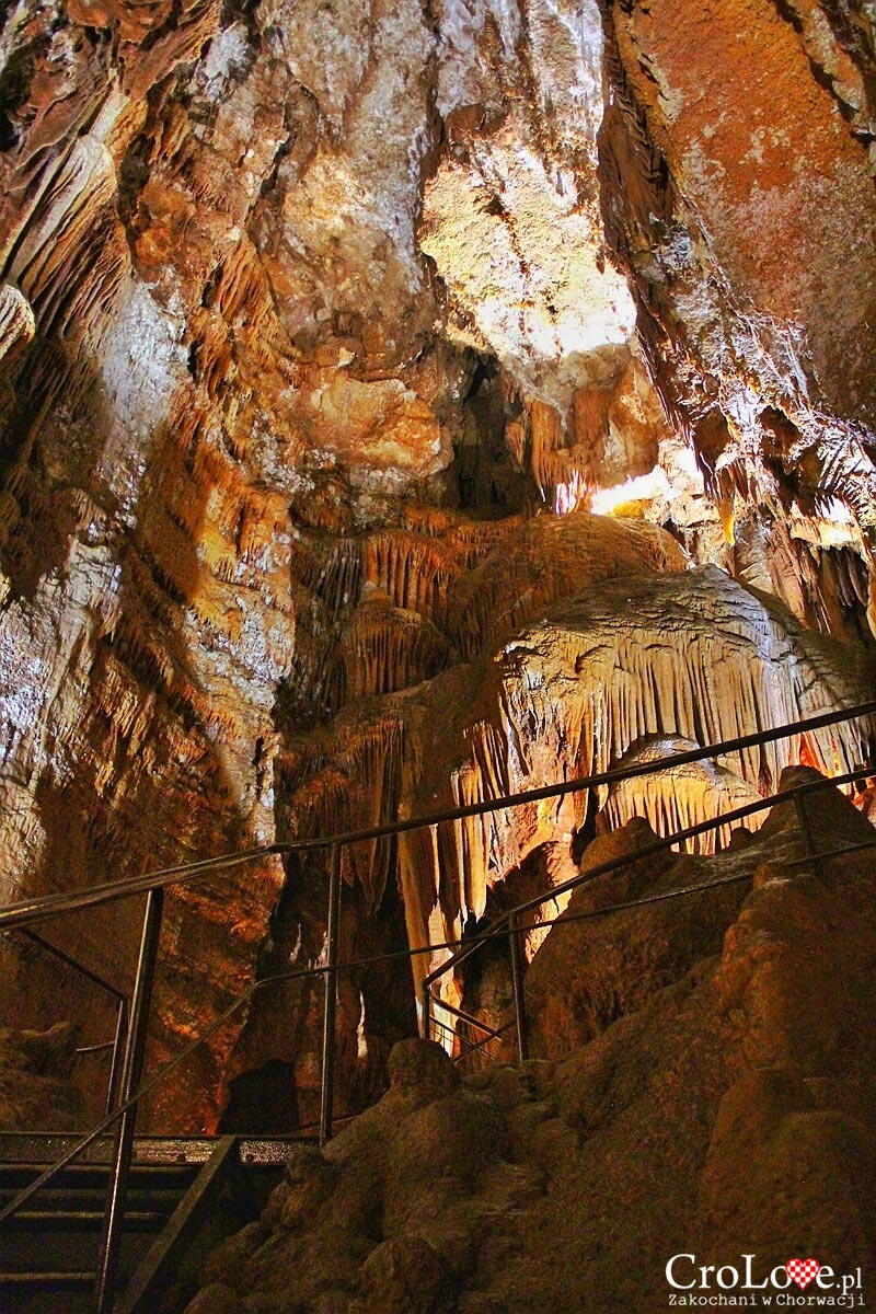 Jaskinia Baredine, Istria, Chorwacja