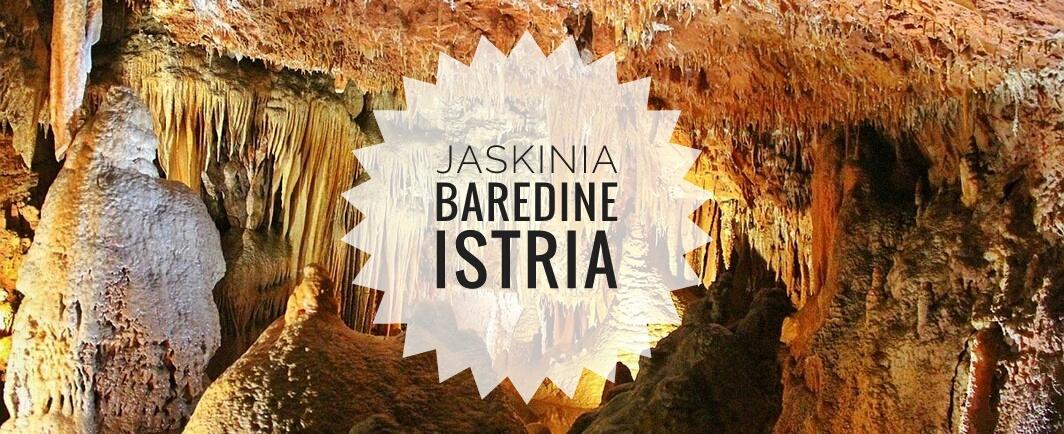 Jaskinia Baredine Istria