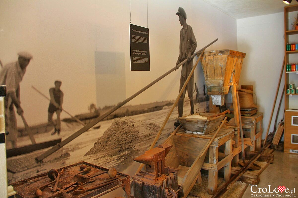 Muzeum soli - Solana Nin
