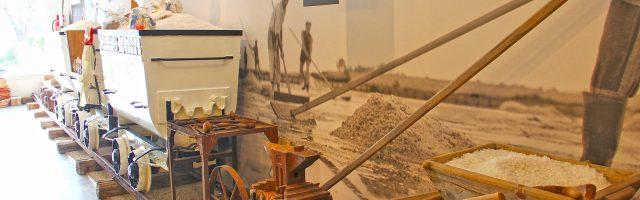 Solana Nin muzeum i warzelnia soli