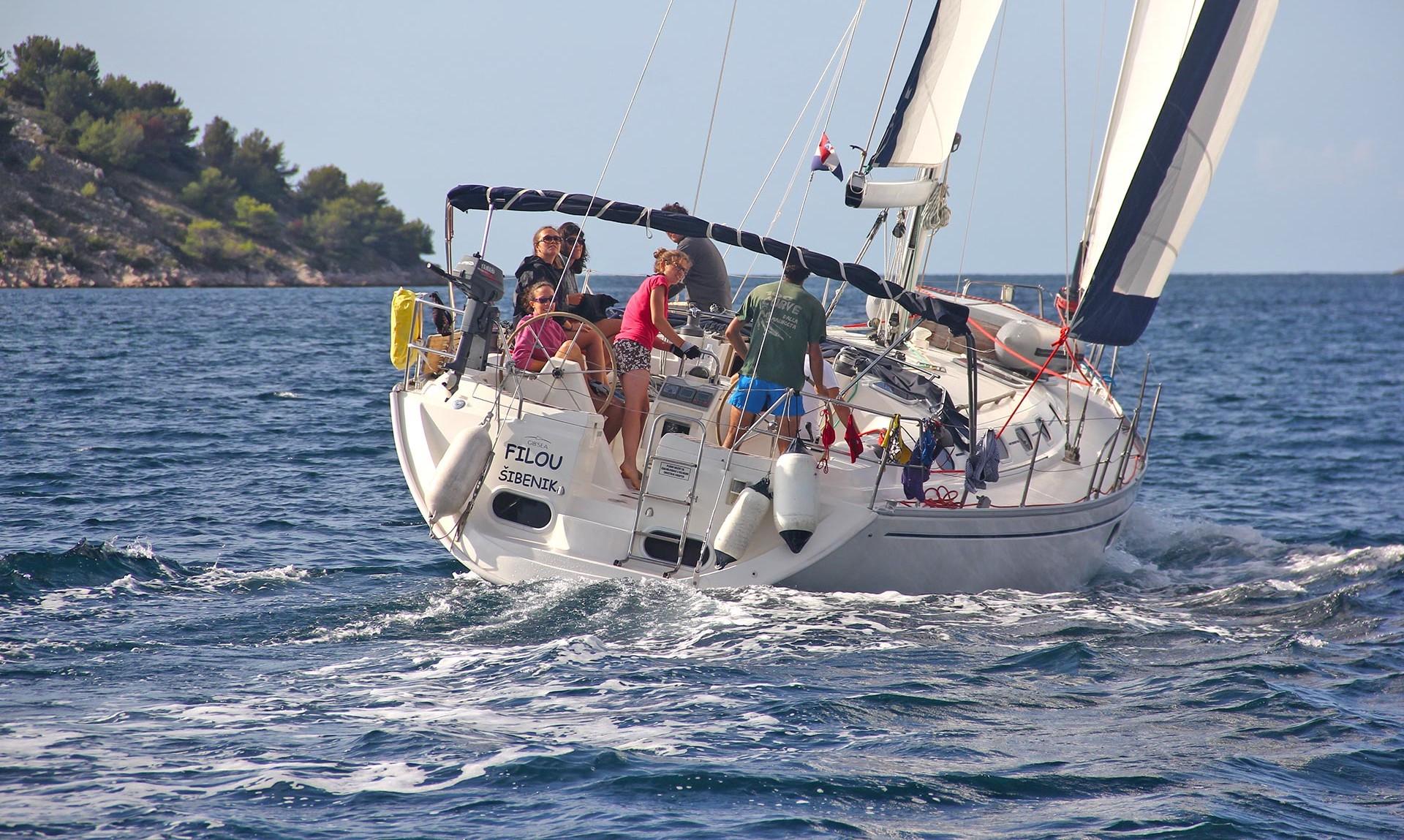 Czarter jachtu w Chorwacji