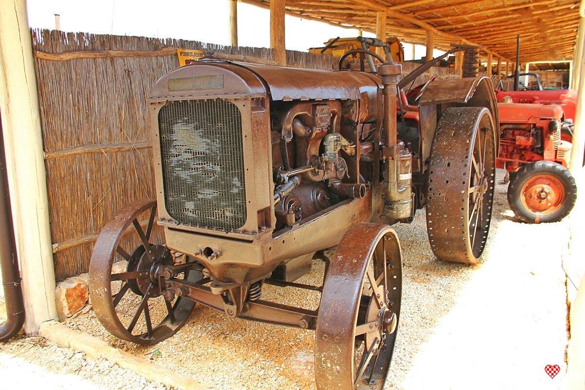 Traktor w Traktor Story