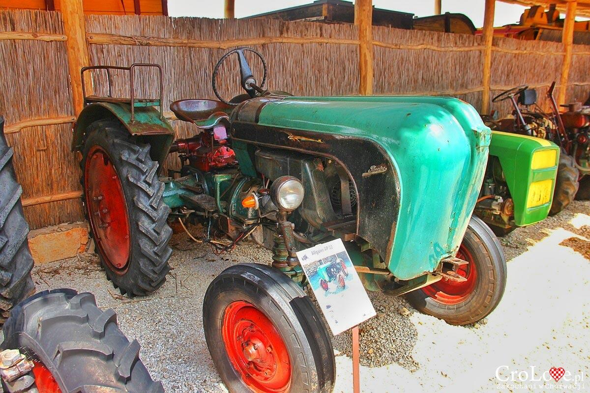 Traktor Porsche Allgaier AP 22