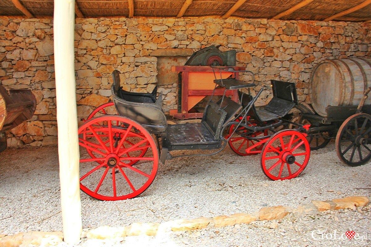 Powóz w Traktor Story