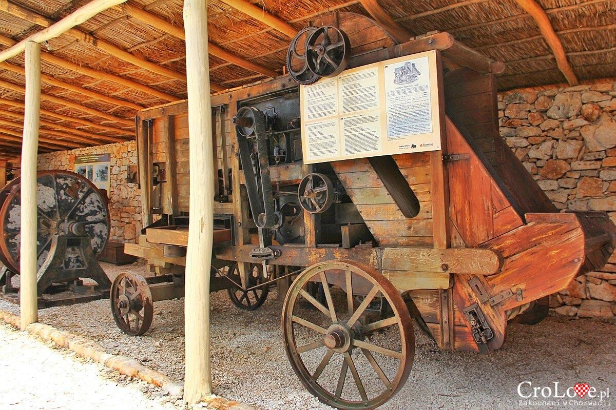 Młockarnia w Traktor Story
