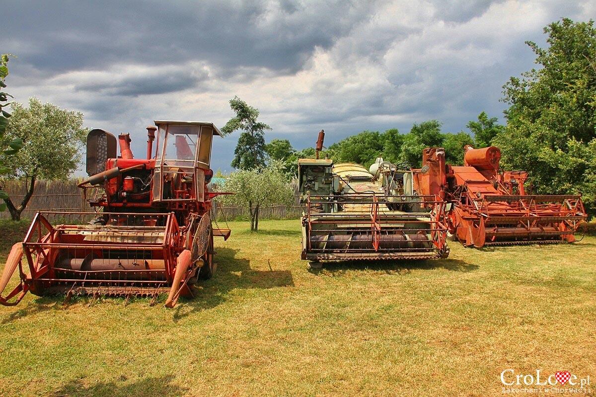 Kombajny w Traktor Story