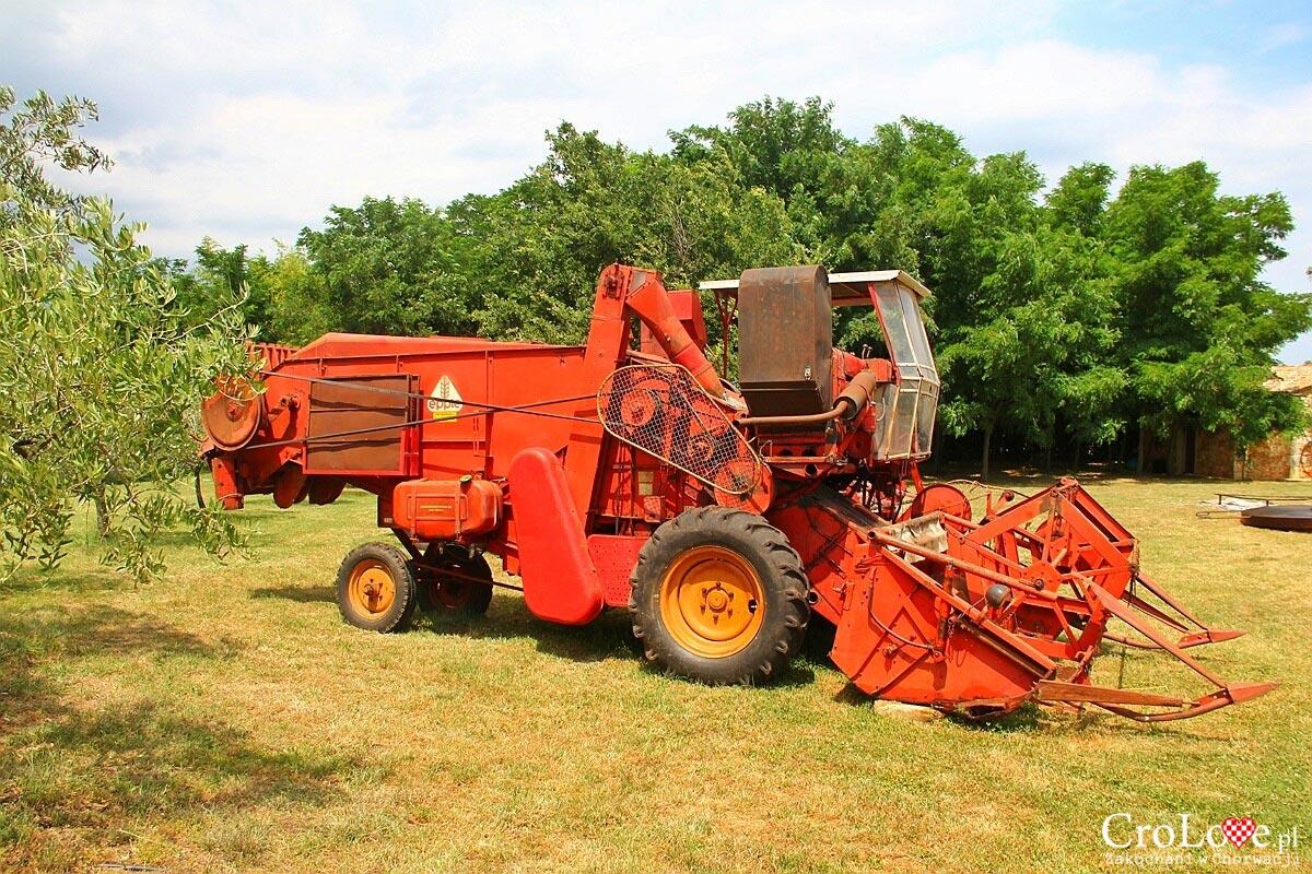 Kombajn w Traktor Story