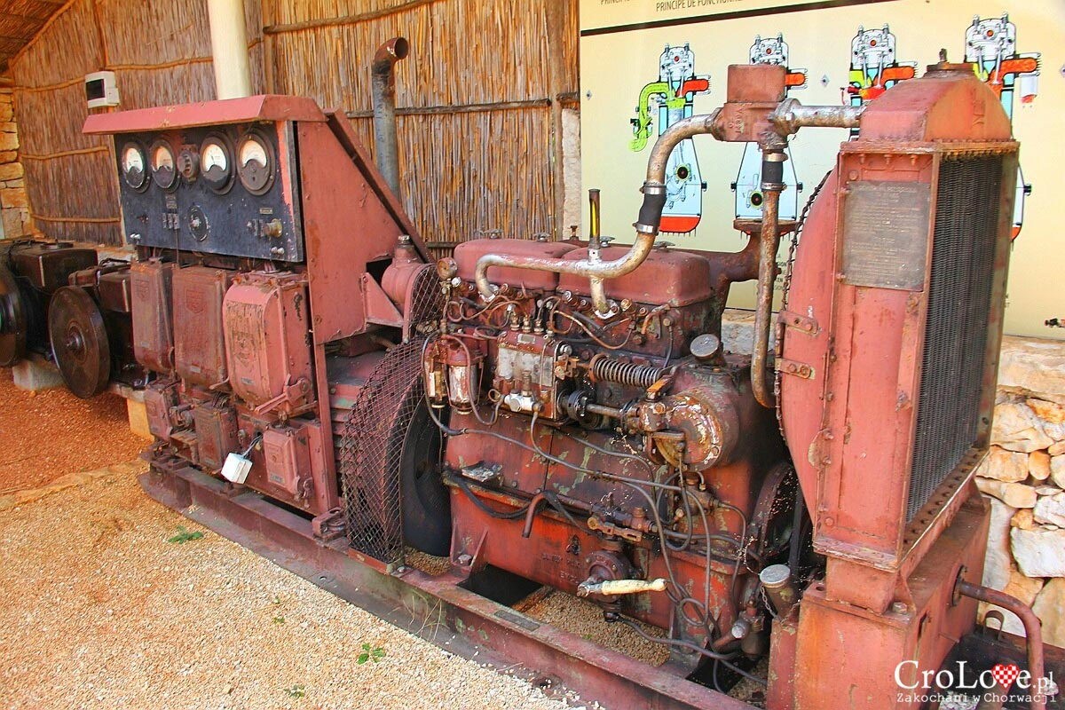 Silnik diesla w Traktor Story
