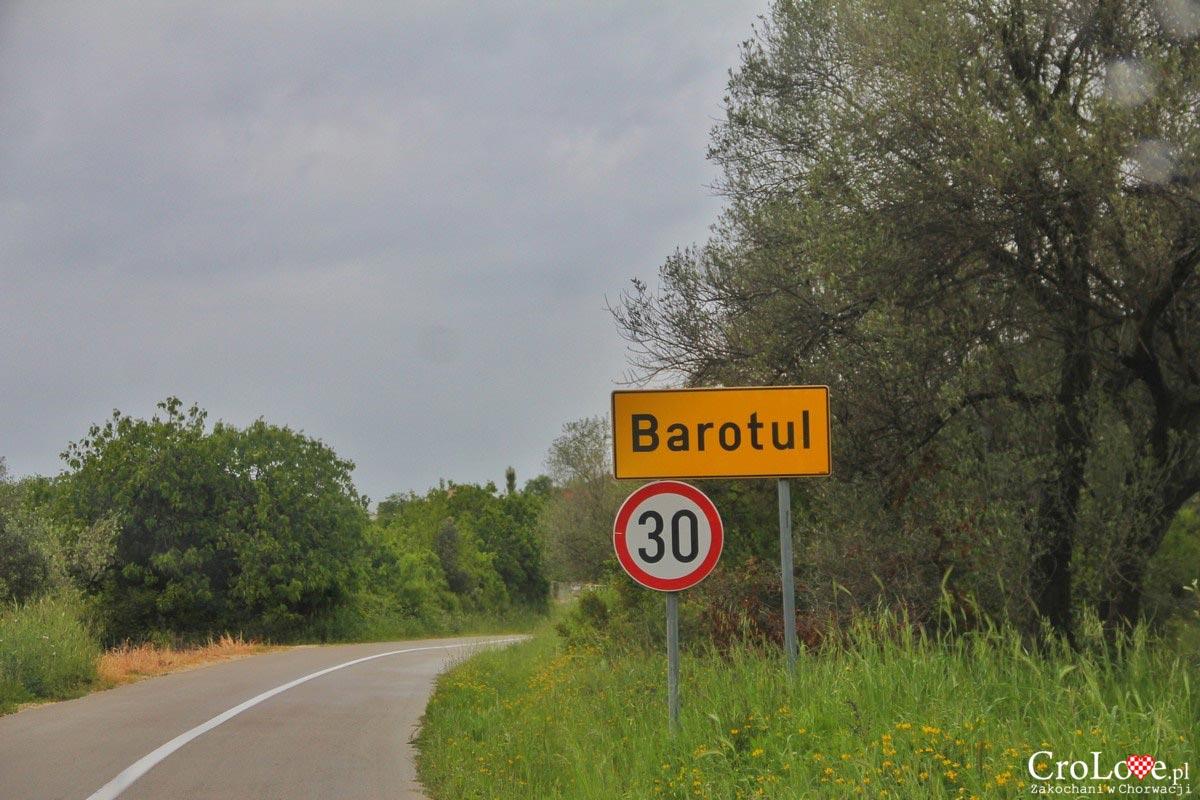 Barotul - Wyspa Pašman