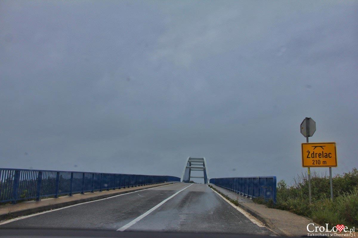 Most w Ždrelac