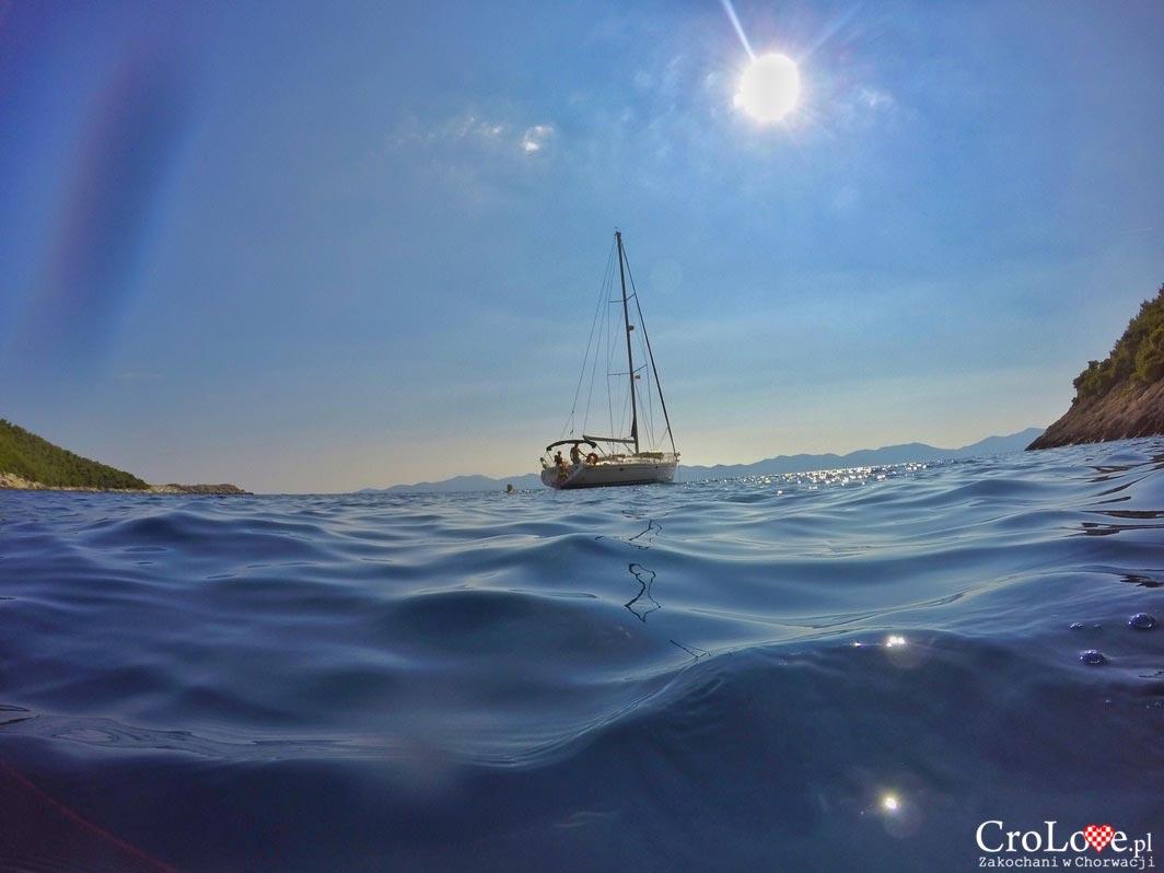 Gdzieś na Adriatyku