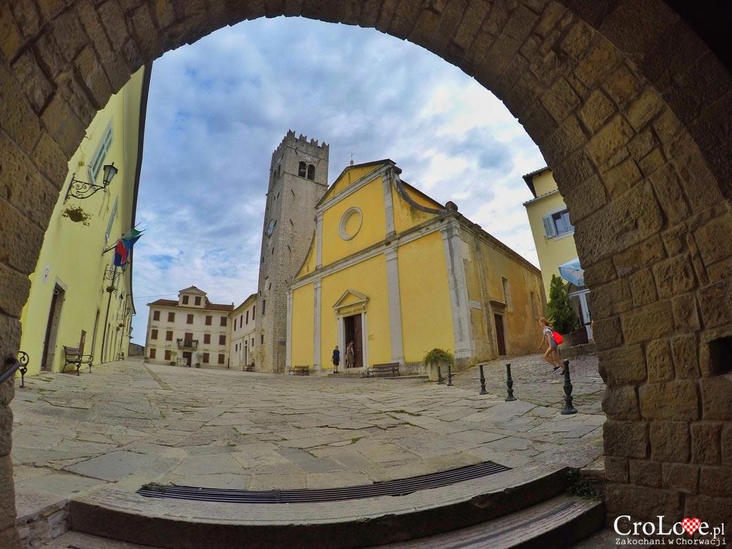 Kościół Św. Stefana w Motovun