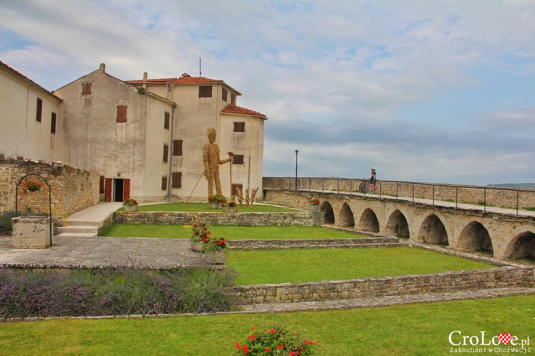 Mury obronne w Motovun