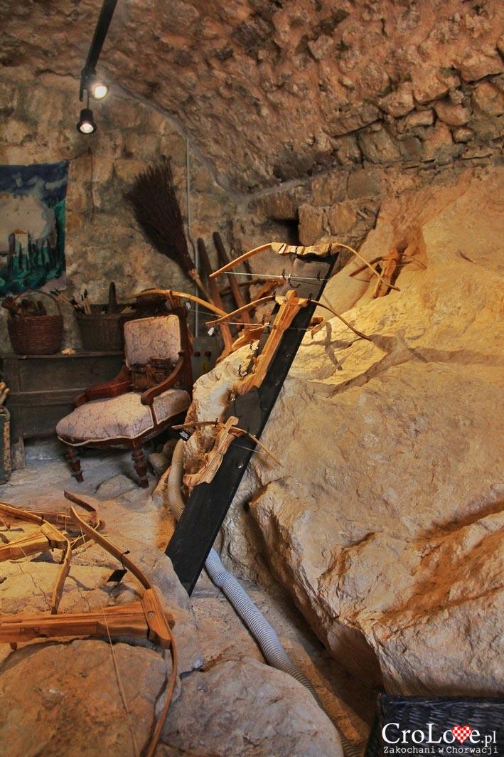 Muzeum w Twierdzy Sokol Grad w Dunave, Konavle