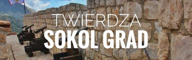 Twierdza Sokol Grad w Dunave, region Konavle