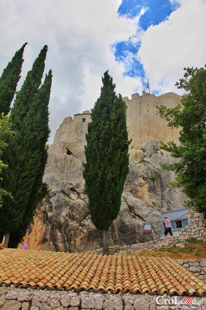 Twierdza Sokol Grad w Dunave