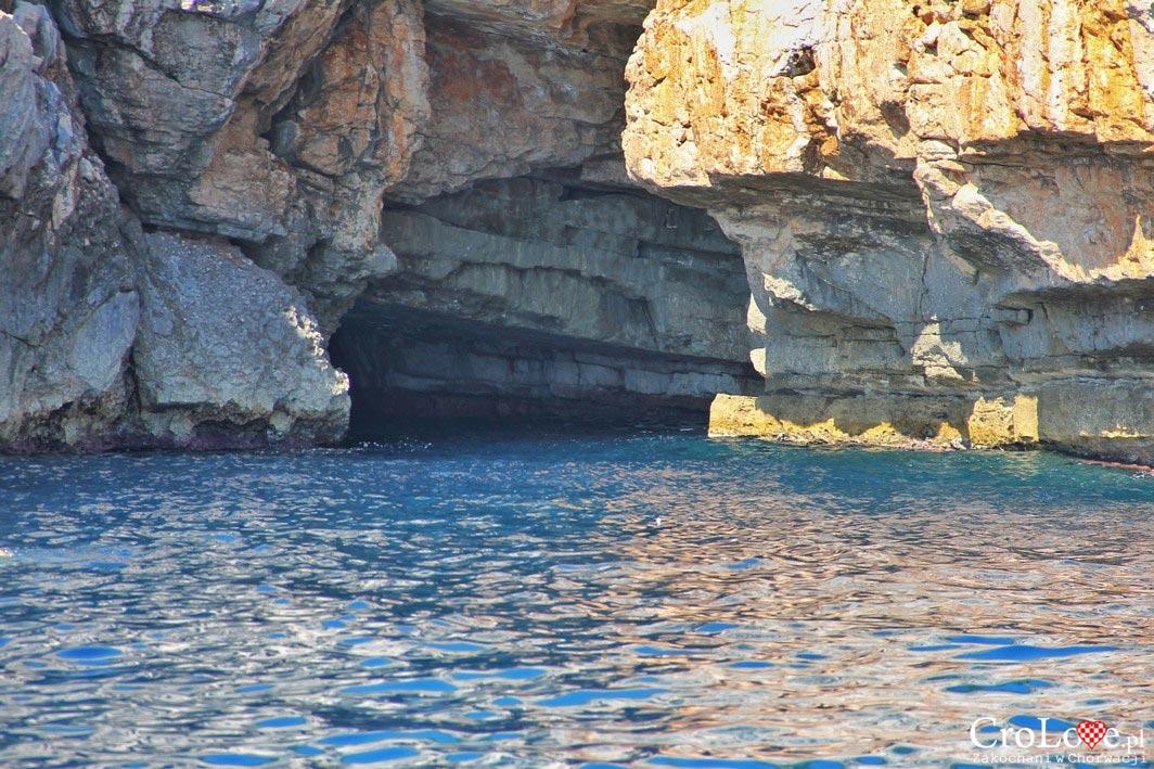 Jaskinia Odyseusza na Wyspie Mljet