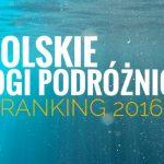 Ranking Polskich Blogów Podróżniczych 2016
