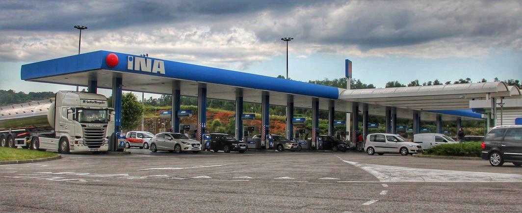Ceny paliw w Chorwacji