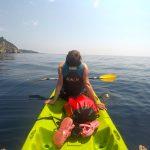 Kajaki w Dubrowniku, czyli zwiedzanie z poziomu morza