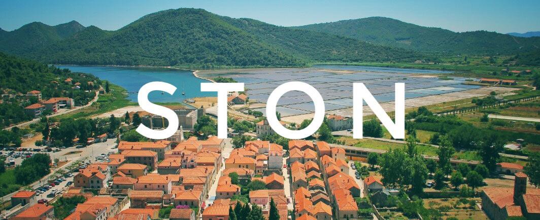Ston, Chorwacja
