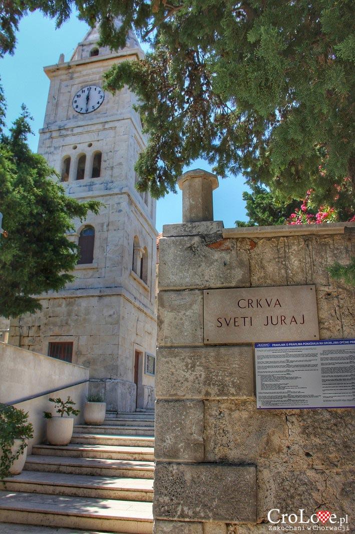 Kościół Św. Jerzego w Primošten