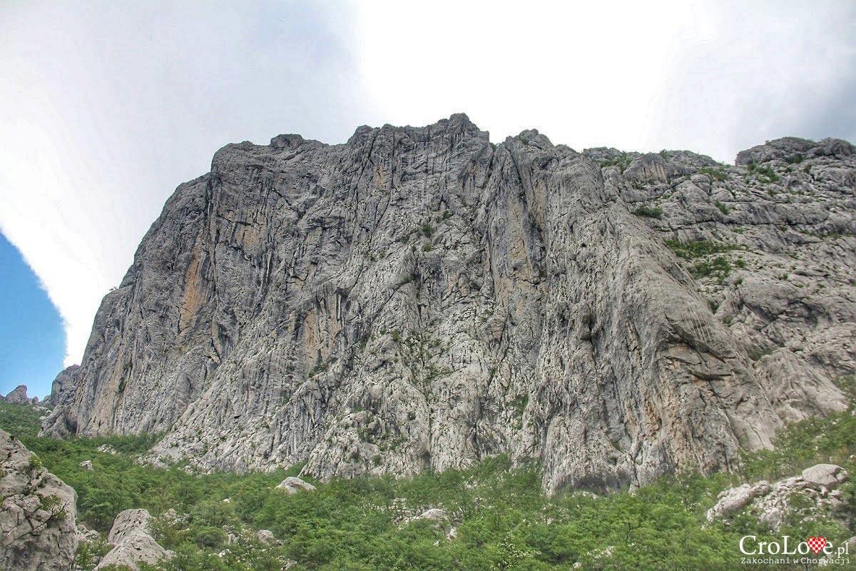Anića Kuk - Park Narodowy Paklenica