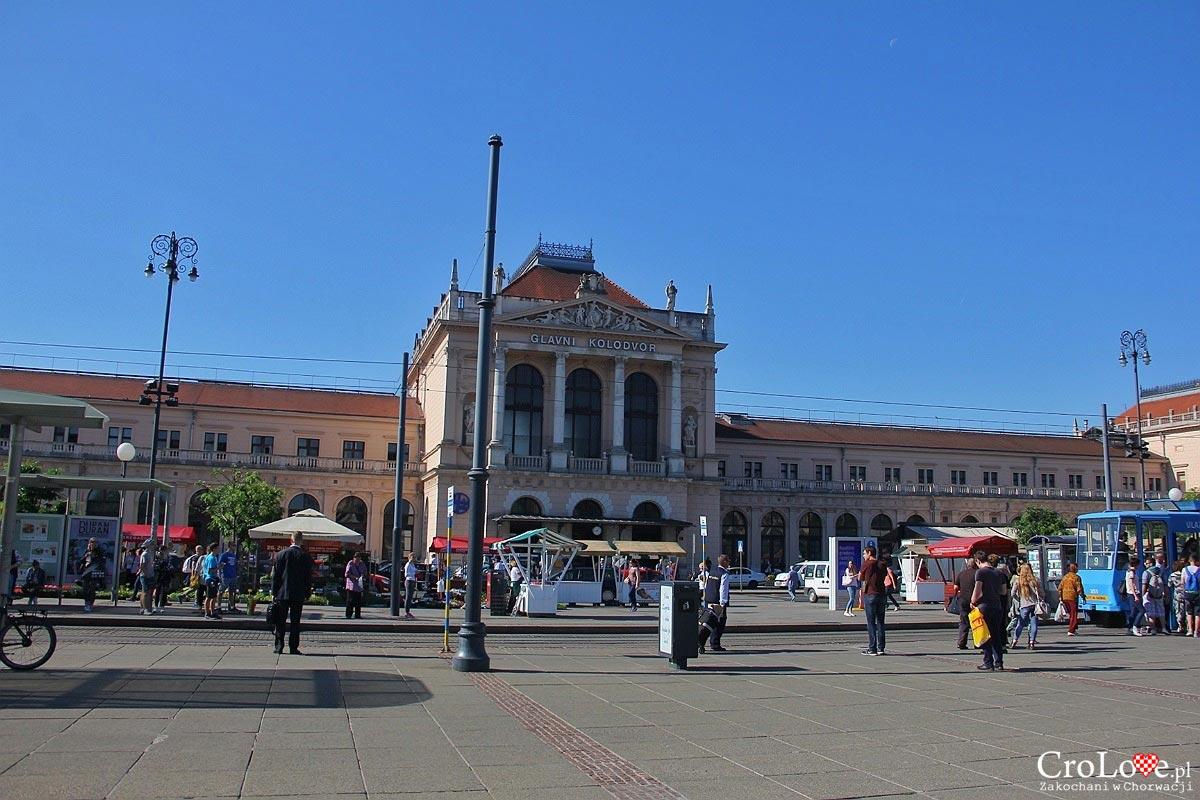 Dworzec Główny kolejowy