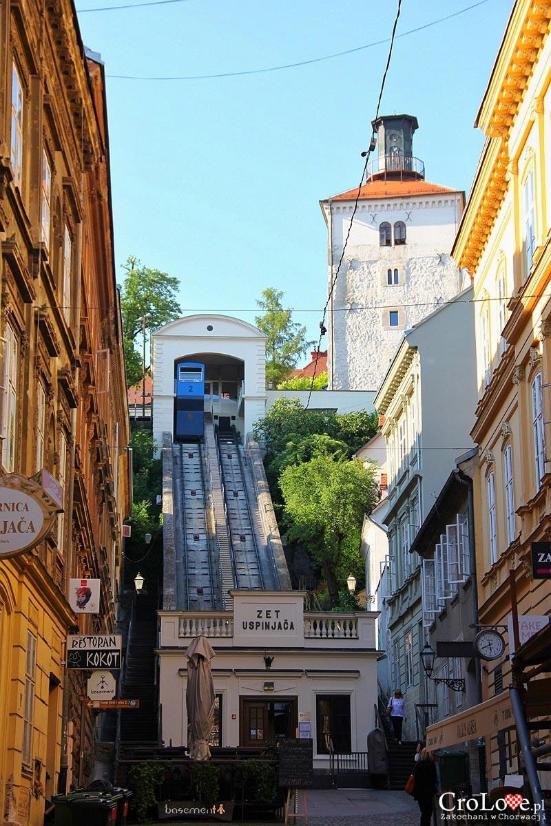 Kolejka Zagrebačka uspinjača