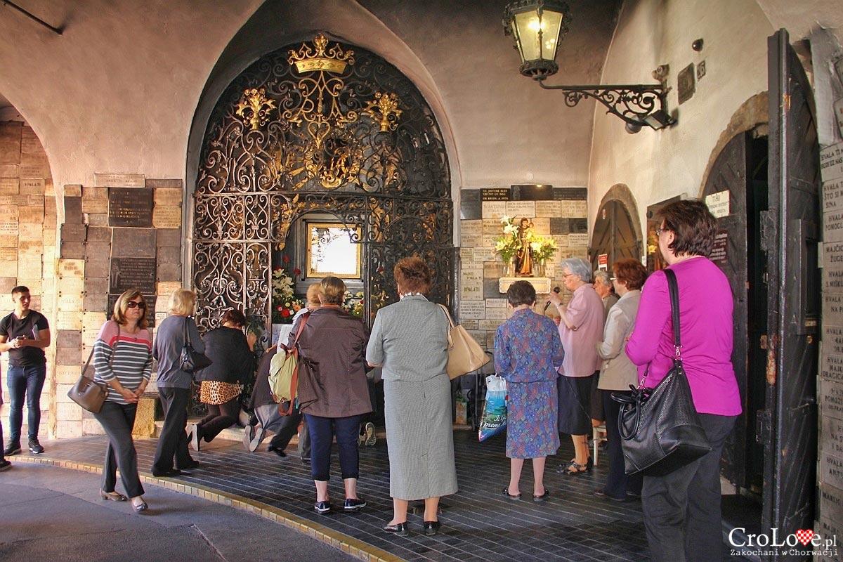 Kaplica Matki Boskiej z Kamiennej Bramy