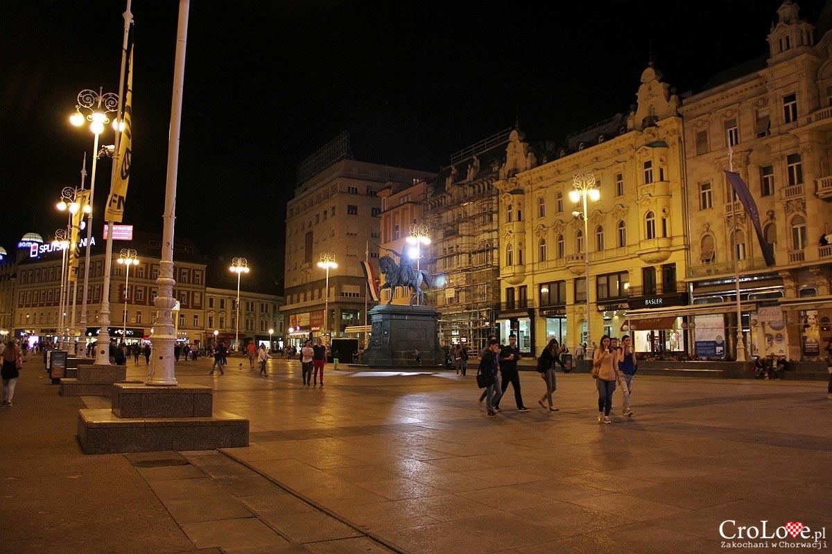 Plac bana Josipa Jelačicia