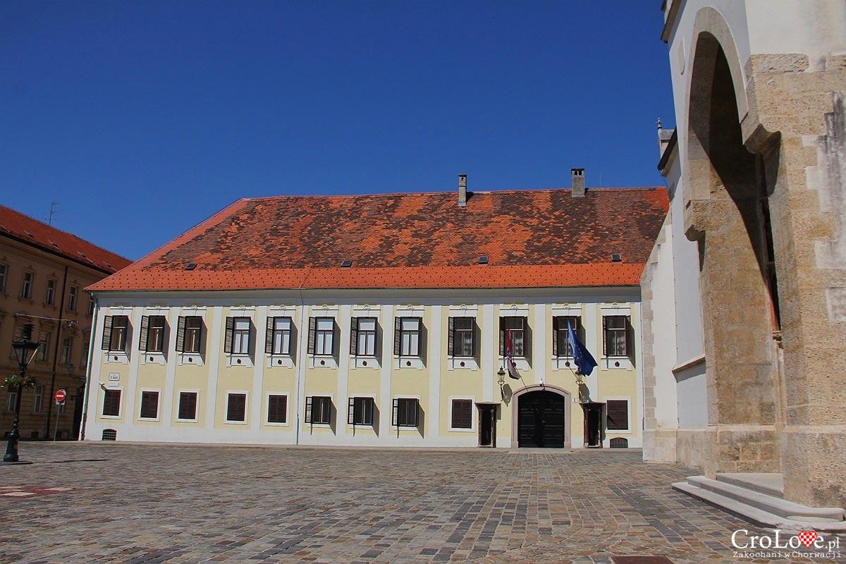 Siedziba rządu przy placu Św. Marka