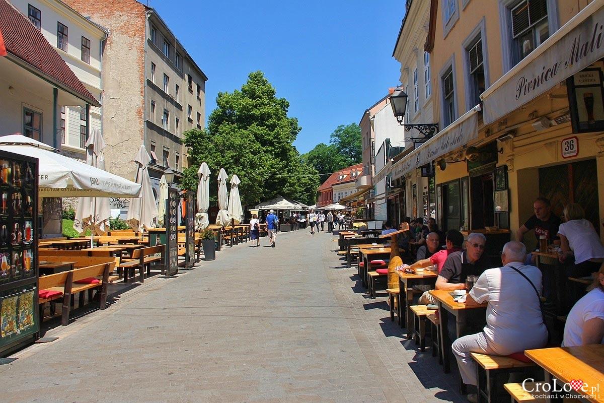 Ulica Tkalčićeva