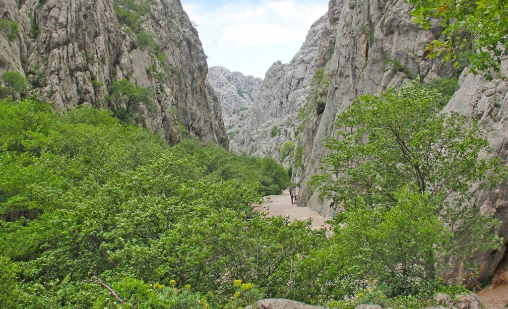 Park Narodowy Paklenica Velika Paklenica Crolove Pl