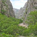 Park Narodowy Paklenica. Velika Paklenica