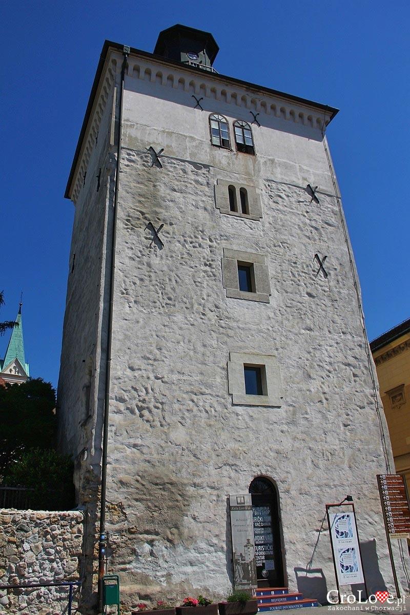 Wieża Lotrščak