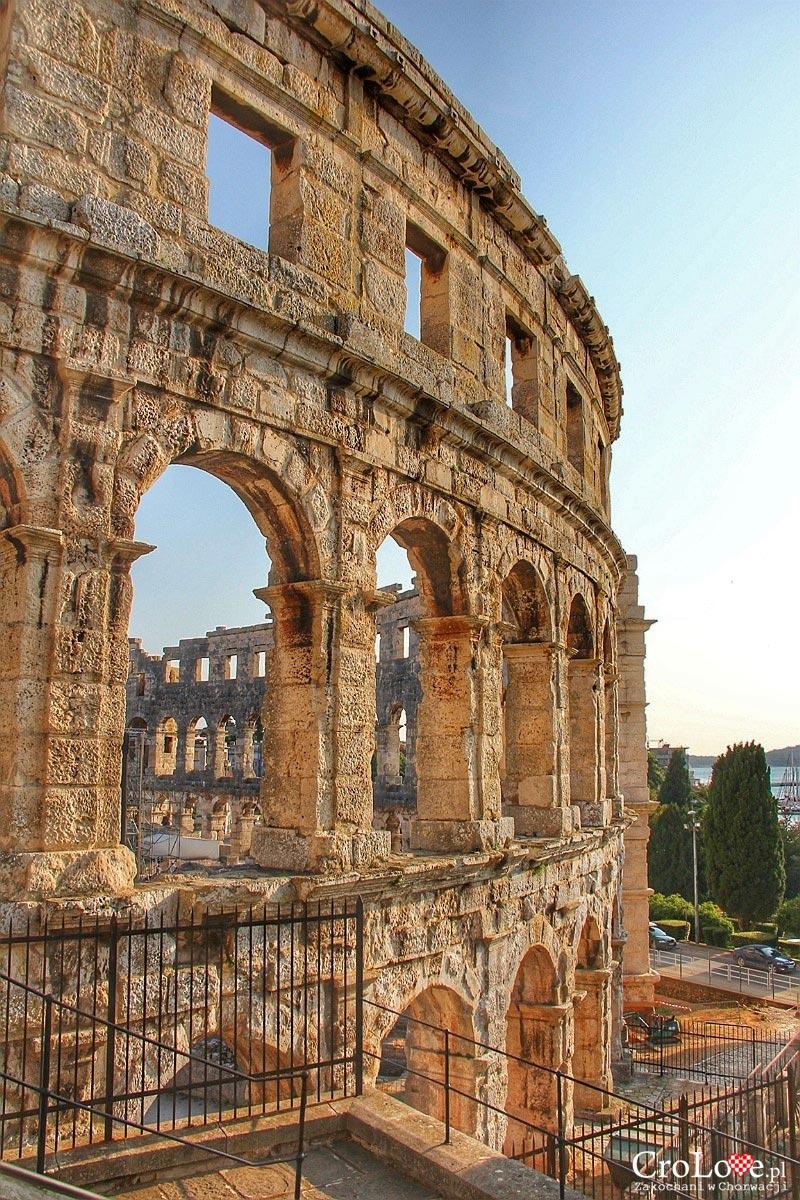 Amfiteatr w Puli