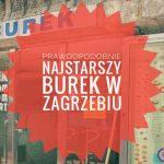 Prawdopodobnie najstarszy Burek w Zagrzebiu