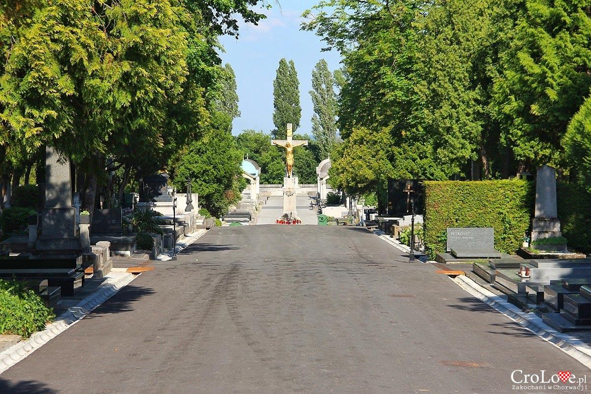 Grób Eugena Kumičića - Cmentarz Mirogoj w Zagrzebiu