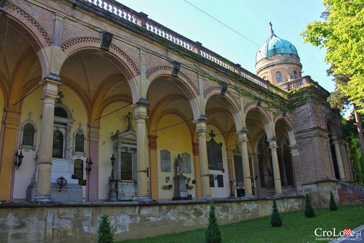Cmentarz Mirogoj w Zagrzebiu