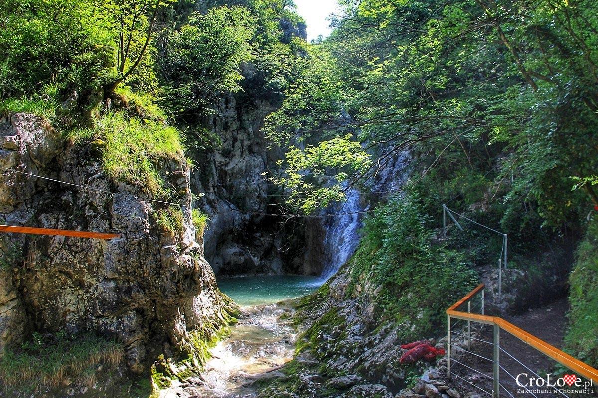 Szlak siedmiu wodospadów