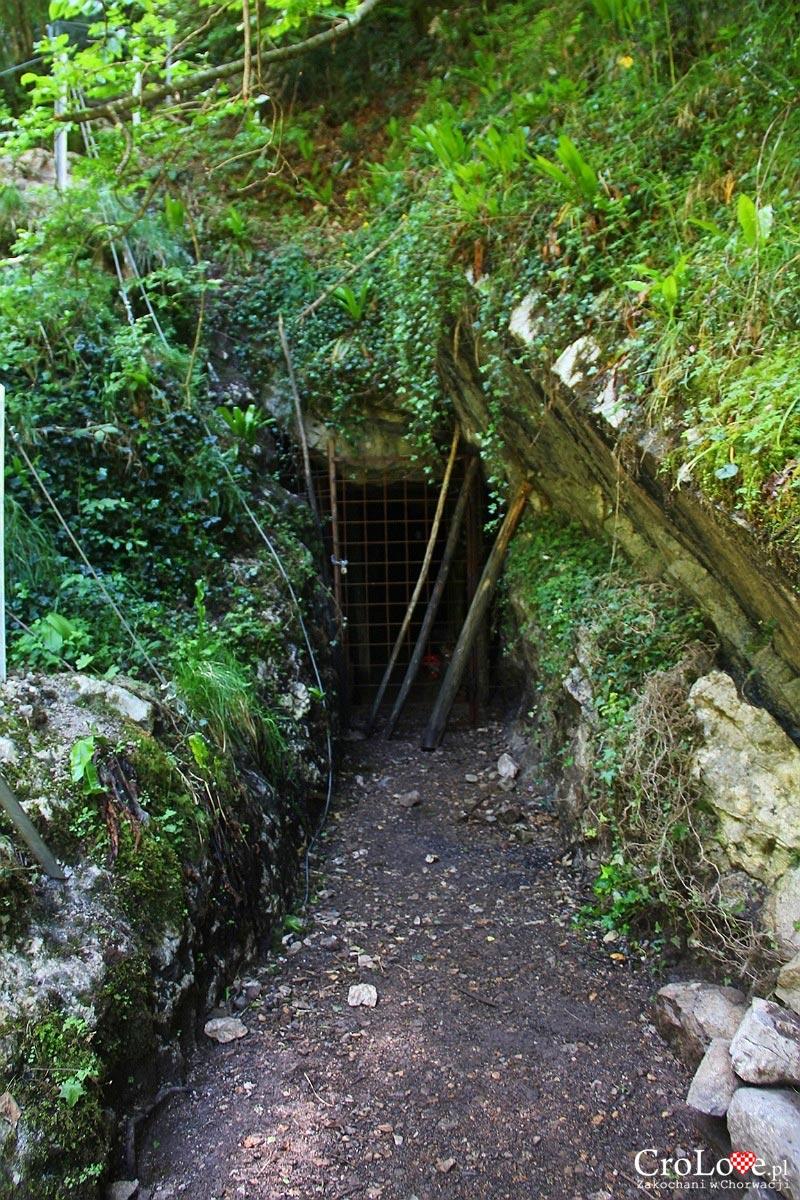 Kopalnie - Szlak siedmiu wodospadów