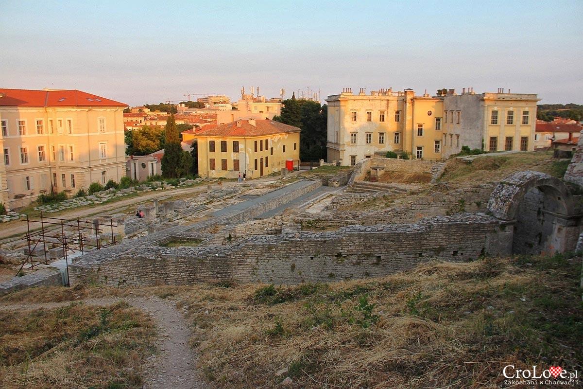 Mały teatr rzymski